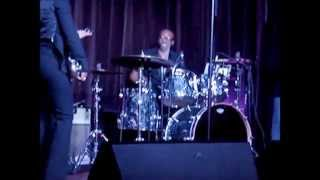 Louis STYX Newsom drum solo at Suite Lounge