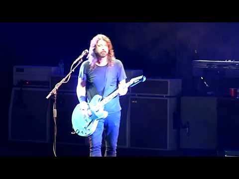 Foo Fighters - Best Of You - O2 Arena, London - September 2017