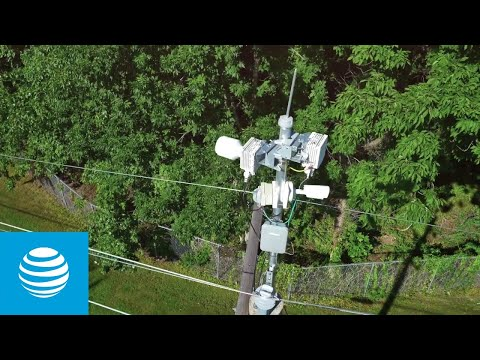 Building the Next Generation Network   AT&T