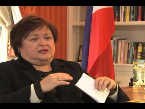 Interview with Ambassador Ma. Theresa Lazaro 11/29/2015