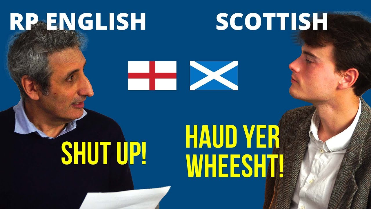 Download A SCOTSMAN Explains The SCOTTISH Accent(s) to a LONDONER