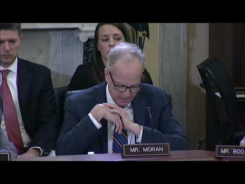 Sen. Moran Questions VA Sec. Shulkin on Community Care and Choice