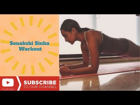 Sonakshi Sinha weight loss Workout & treadmill workout | At GYM || YOGA | Workout Videos