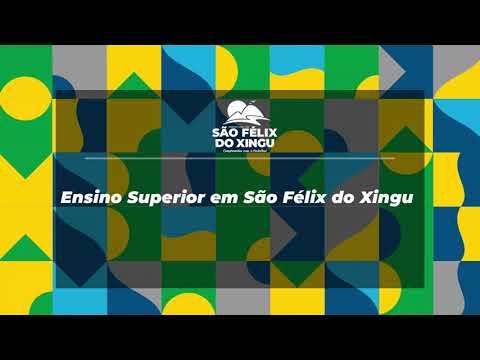 Cidade de São Félix do Xingu passará a ser referência em Educação Superior na PA 279.