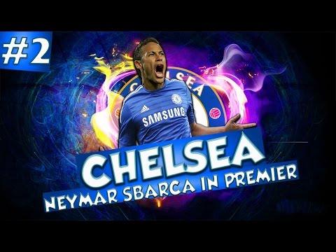 ODDIOOO!!! NEYMAR AL CHELSEA !!! • NEW MODE CARRIERA ALLENATORE CALCIOMERCATO EP #2 • FIFA 16
