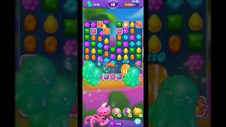 Candy Crush Friends Level 351 Complete - No Hacks (Android/IOS)