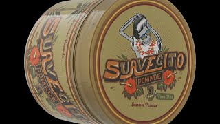 Suavecito Pomade: Summer / Teak Wood Edition - Hair Product Review