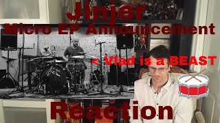 Jinjer Micro EP Announcement Reaction