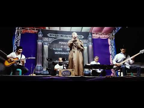 Live perform FAHMI ZEIN despacito(versi sholawat) KEREEEEENN!!