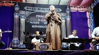 Video Live perform FAHMI ZEIN despacito(versi sholawat) KEREEEEENN!! download MP3, 3GP, MP4, WEBM, AVI, FLV Maret 2018
