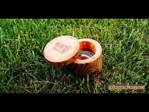 ahşap kutu yapımı / DIY wooden box