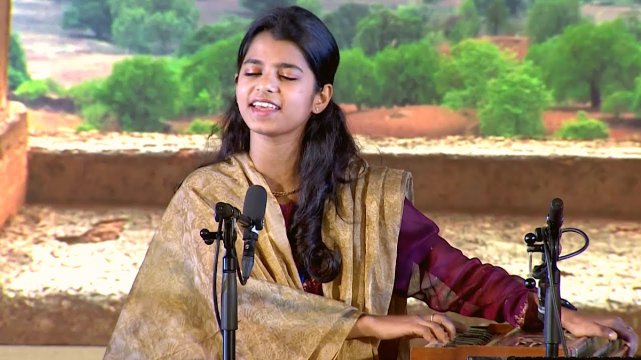 Bansiwara Aajo Mhare Des (Meerabai Bhajan) || Kalyani Festival || HongKong