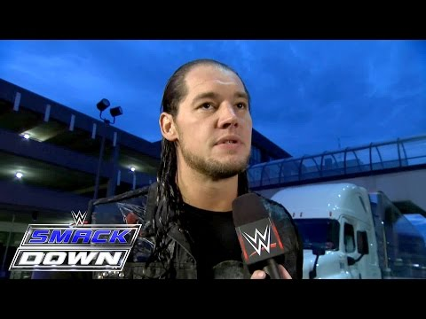Corbin will not enter the arena until it's time to obliterate Ziggler: SmackDown, June 2, 2016