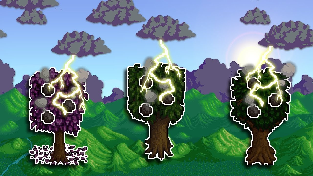 The Rarest Tree Type In Stardew Valley You Didn't Know About