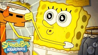SpongeBob SquarePants | 'SpongeBob LongPants' Extended Trailer | Nick