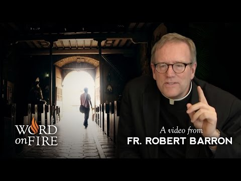 Bishop Barron on Why Catholics Leave the Church