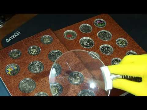 Юбилейные монеты Украины - О чём этот канал