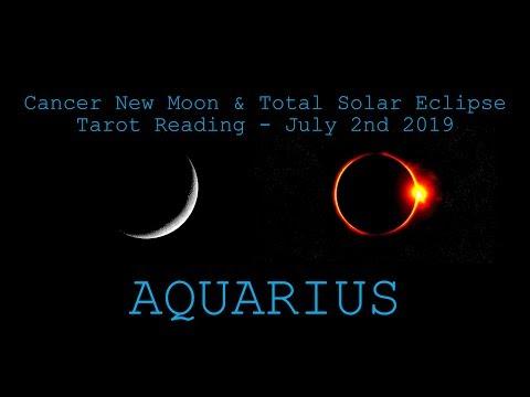 Repeat TOTAL Lunar ECLIPSE in Aquarius July 27 Astrology