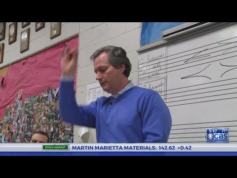 Durham music teacher wins Grammy, inspires students