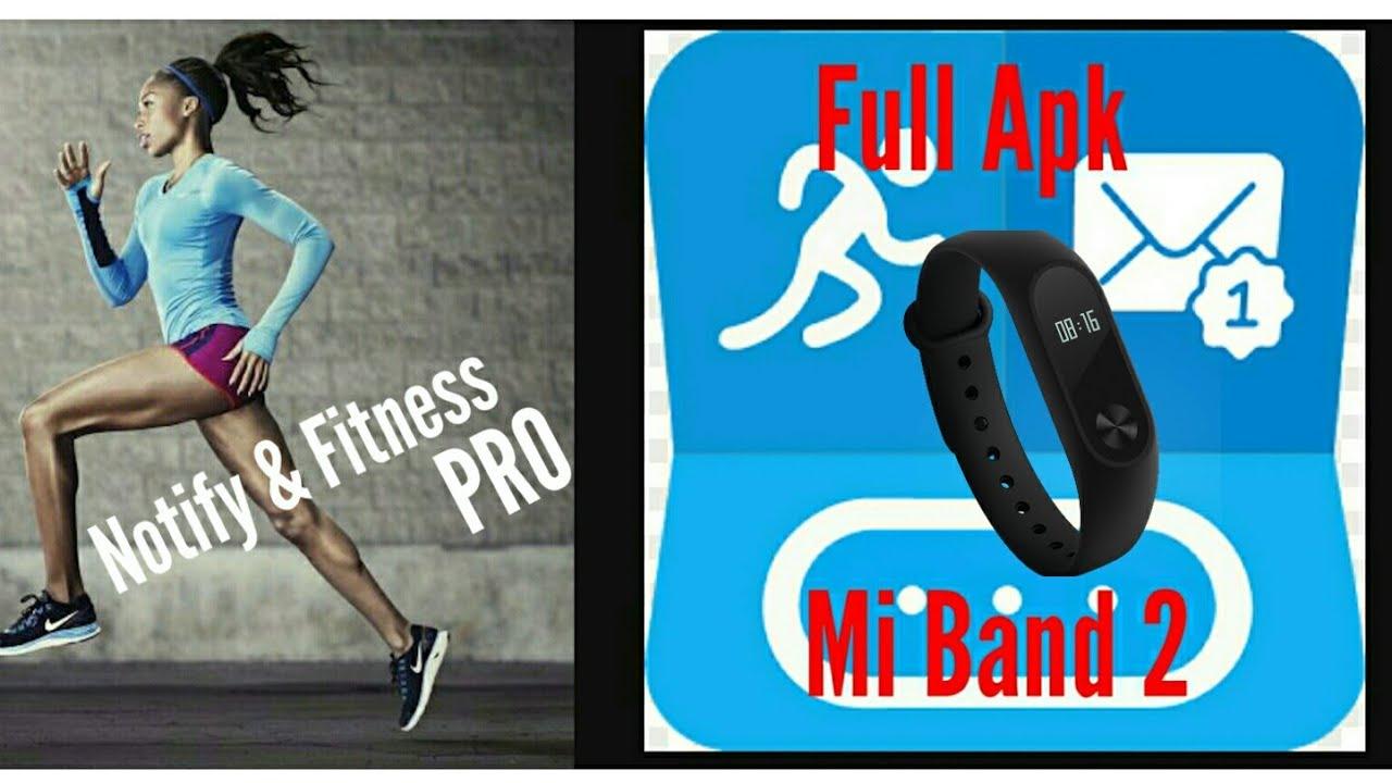 Mi band 2 Notify & Fitness PRO Full Apk