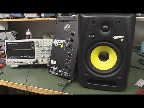 How To Repair A Studio Monitor