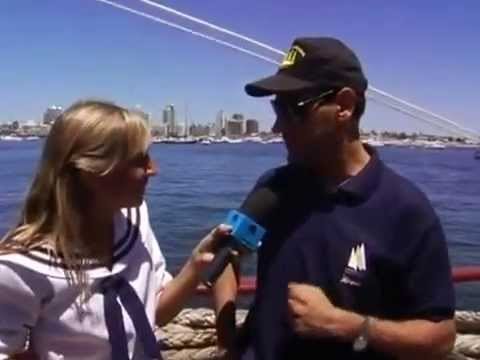 """Der Dreimaster """"Capitán Miranda"""" - Schulschiff der uruguayischen Marine und Nationalstolz"""