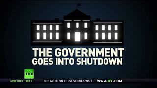 Congress shuts down as Republicans and Democrats clash