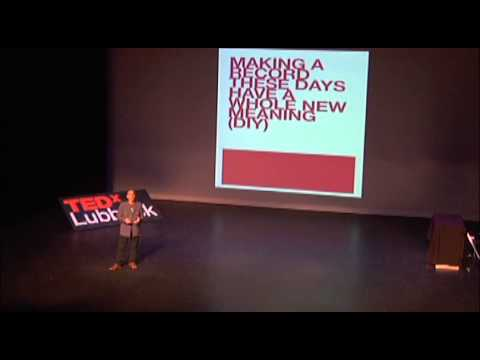 Manifesting the new music fan: Carmen Rizzo at TEDxLubbock