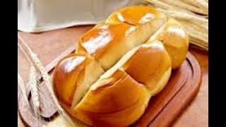 Pão Sovado igual ao de padaria veja o passo a passo