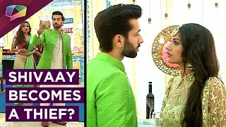 Shivaay Becomes A Thief For Omkara And Anika | ISHQBAAZ | STAR PLUS
