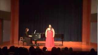 Offrande - Junior Recital