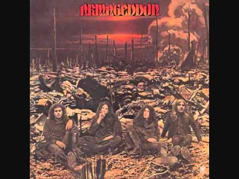Armageddon - Armageddon (1975) - Full Album
