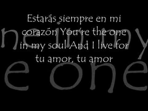 Tu Amor- RBD (with lyrics)