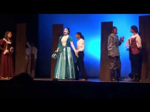 William Shakespeare's comedy 'The Taming of the Shrew' performed by Ladies' College Colombo