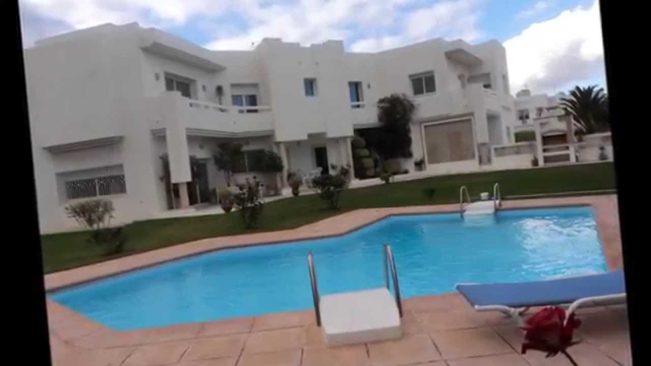 VILLA A VENDRE LAC  Agence immobilier colombus   YouTube