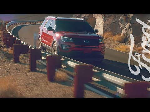 Ford Explorer | Prepared For Every Journey