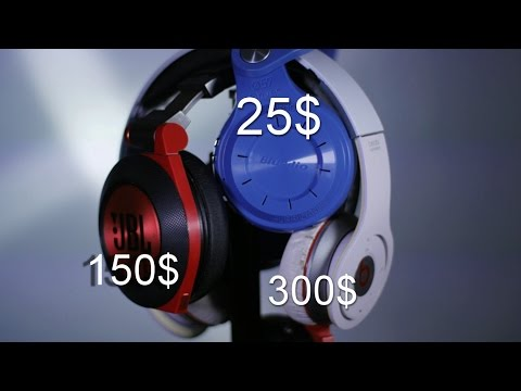Bluedio T2 plus VS Beats VS Jbl THE REAL WORLD REVIEW