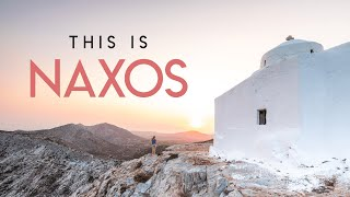 THIS IS NAXOS - A Cinematic Travel Film by Jodie Dewberry