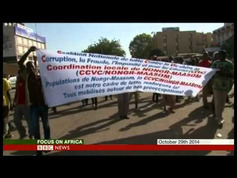 State of emergency in Burkina Faso