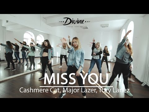 Miss You  - Cashmere Cat, Major Lazer, Tory Lanez || Kaja Sobieraj Choreography