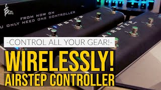 ONE CONTROLLER TO RULE THEM ALL!   Xsonic Airstep Demo   TOM QUAYLE