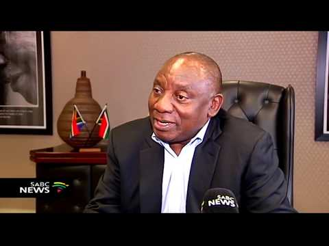 President Ramaphosa to address South Africa's diplomats