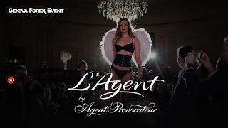 L'Agent by Agent Provocateur #Dukascopy