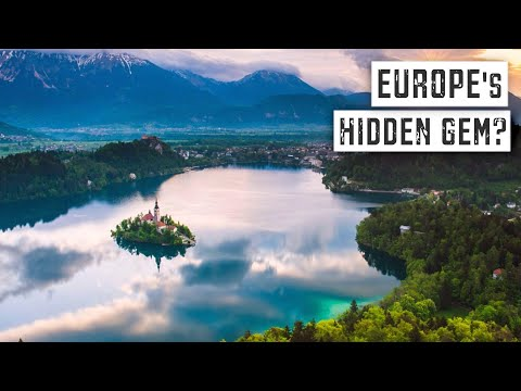 SLOVENIA TRAVEL VIDEO: Why You Need To Visit | 4K