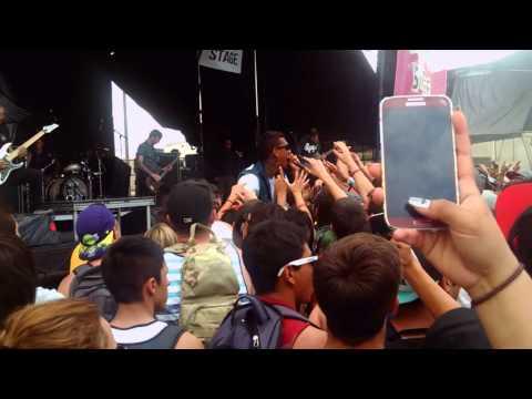 Warped Tour 2014 ABQ