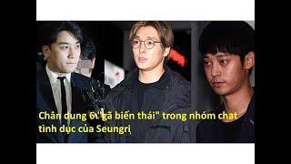 """Chân dung 6 """"gã biến thái"""" trong nhóm chat tình dục của Seungri"""