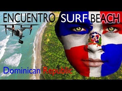 ENCUENTRO SURF BEACH ~ Dominican Republic ~ SURF ~ CABARETE ~