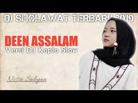 Download  Sholawat Dj koplo terbaru 2019 deen Assalam - Nissa Sabyan Gratis, download lagu terbaru