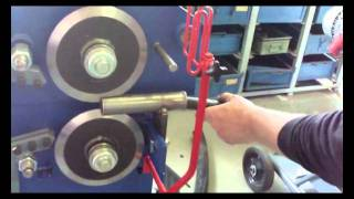 Recykling grubych kabli energetycznych - kable z twardym oplotem (skórowarka kabli)