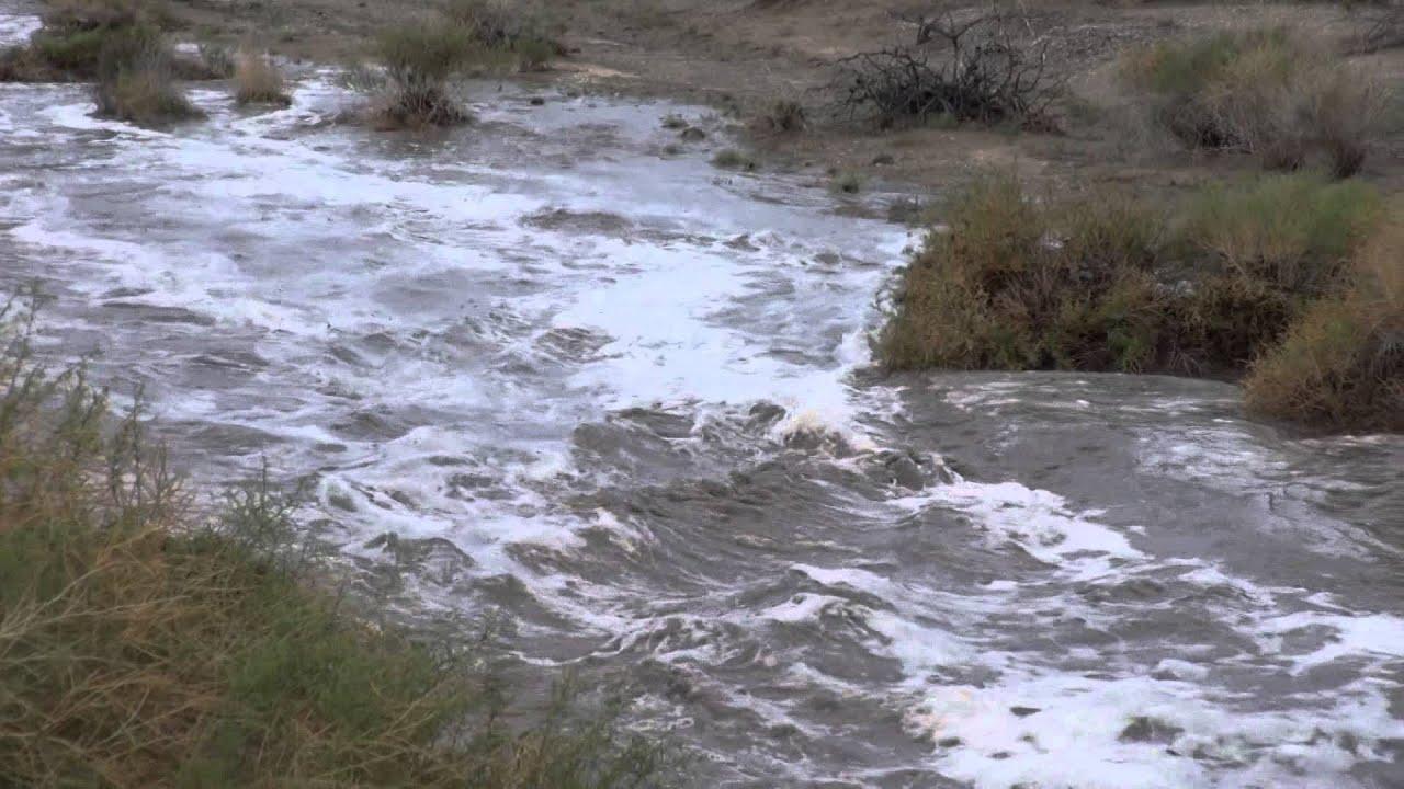 Anatomy of a Flash Flood - YouTube